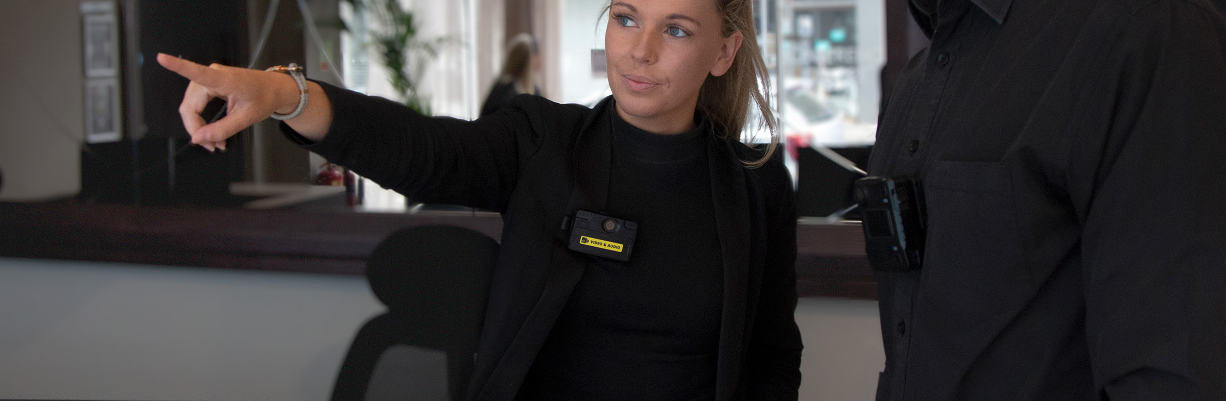 Extend Fixed Video Security Systems Using Body-Worn Cameras