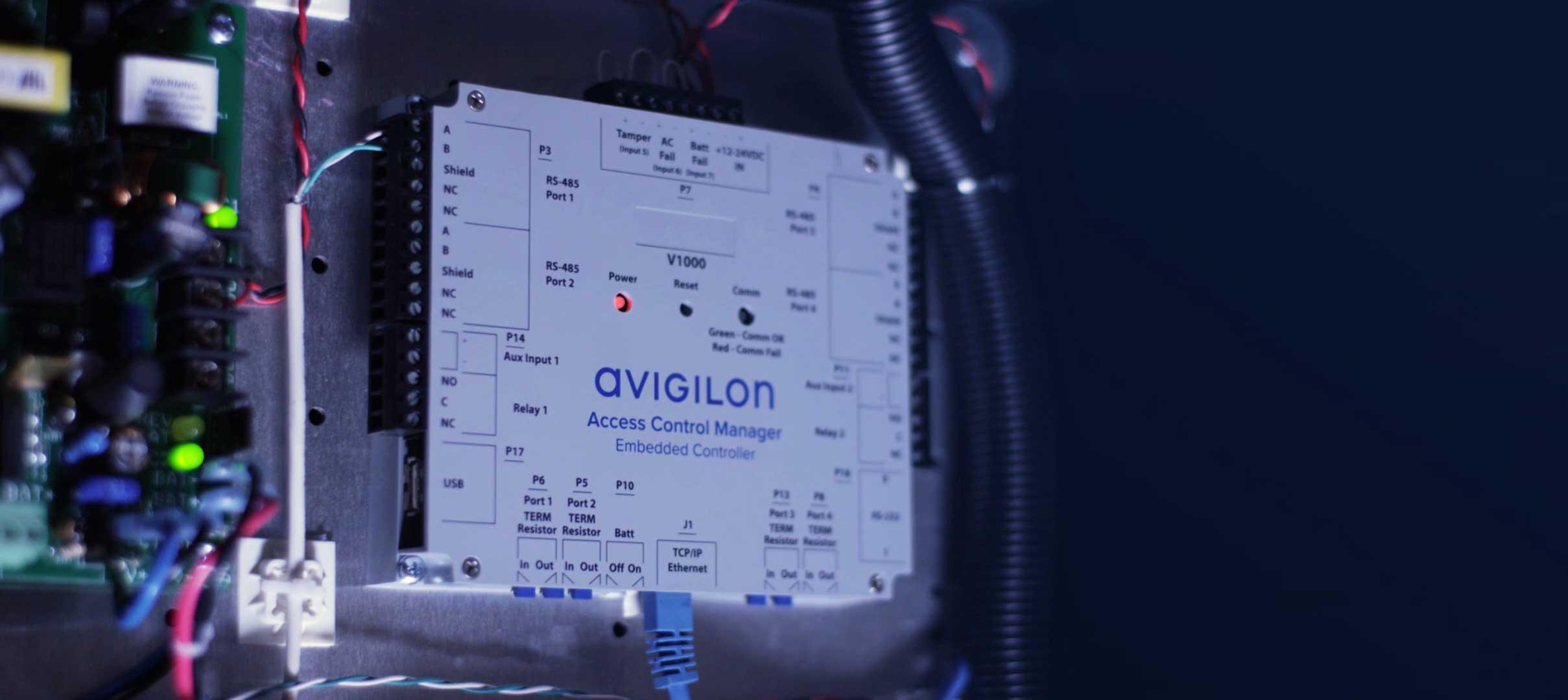 ACM Embedded Controller
