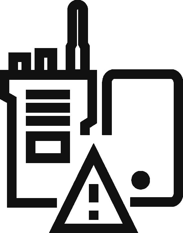 Radio Alert icon